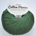 DROPS Cotton Merino - 11 forest green