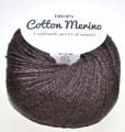 DROPS Cotton Merino - 12 brown