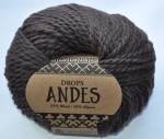 DROPS Andes - 5610 brown