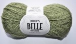 DROPS BELLE - 10 moss green