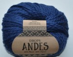 DROPS Andes - 6928 royal blue