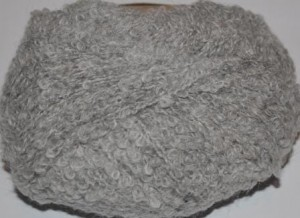 DROPS Alpaca Boucle - 5110 light grey