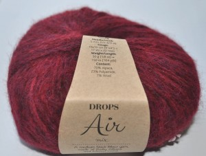 DROPS  Air - 07 ruby red