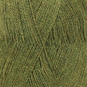 DROPS Lace 7238 (50g) - olive