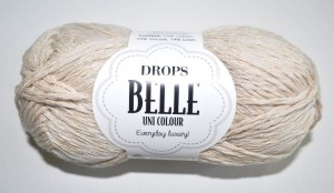DROPS BELLE - 03 light beige